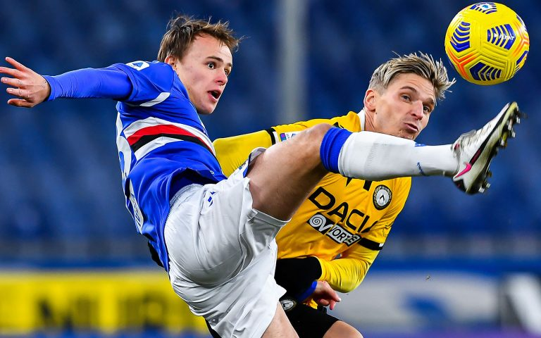 Highlights: Sampdoria v Udinese