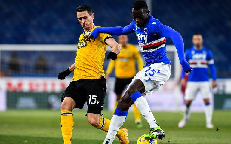 Serie A TIM, Sampdoria-Udinese: la fotogallery