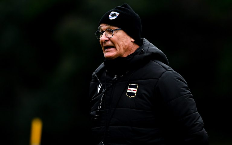 Ranieri ready for first time against Spezia