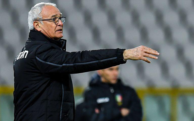 "Ranieri: ""Spezia were the better team"""