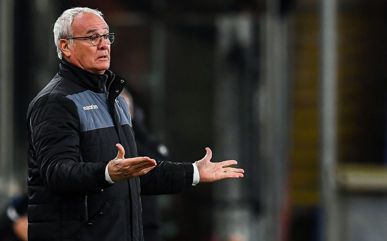 """Ranieri: """"Three points that help us bounce back from Spezia defeat"""""""