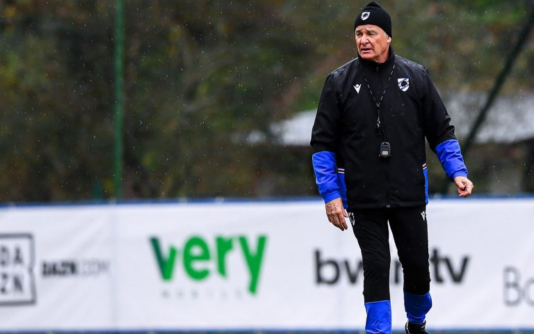 """Ranieri: """"Tough against Inter but we'll try to win it"""""""