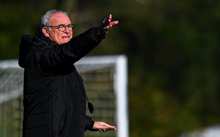 "Ranieri: ""Determination will be key against Parma"""