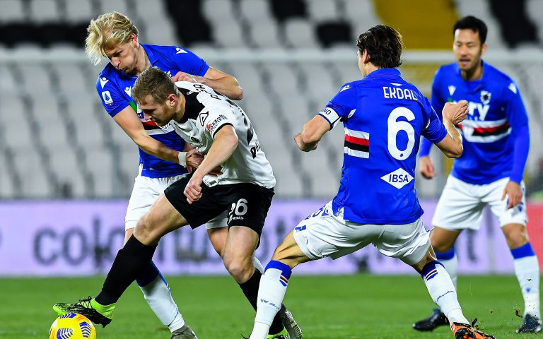 Samp fall to defeat at Spezia