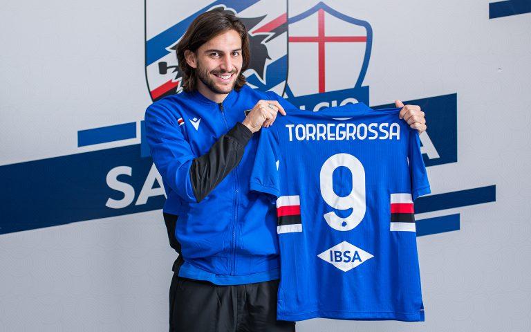 Torregrossa signs for Samp