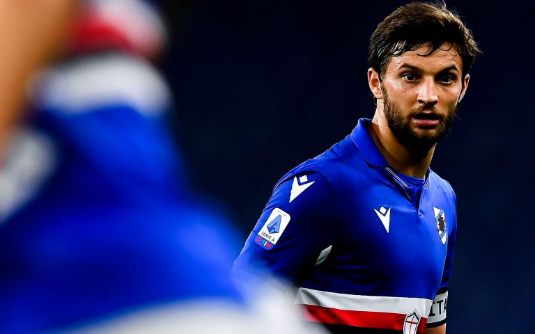 Fiocco azzurro in casa Sampdoria: è nato Bruno Bereszynski