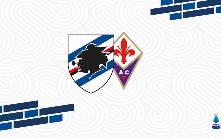 Opta Sports: il match program di Sampdoria-Fiorentina