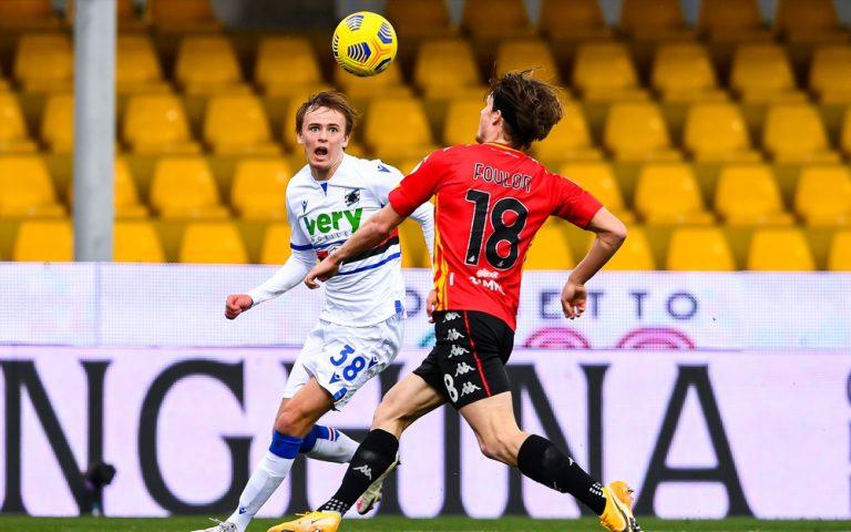 Serie A TIM, Benevento-Sampdoria: la fotogallery