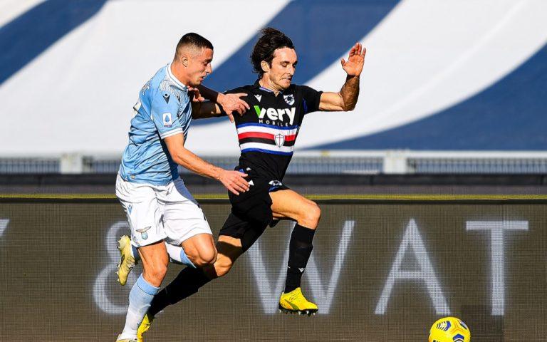 Serie A TIM, Lazio-Sampdoria: la fotogallery