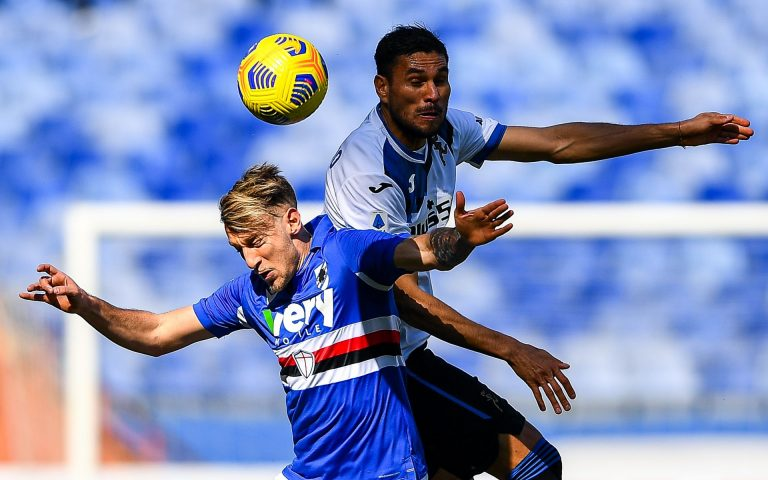 Samp fail to make their mark as Atalanta win at Marassi