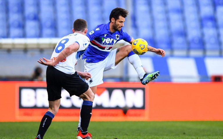 Serie A TIM, Sampdoria-Atalanta: la fotogallery