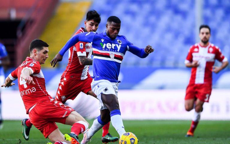 Serie A TIM, Sampdoria-Fiorentina: la fotogallery