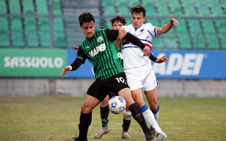 La Primavera chiude la porta: 0-0 in casa del Sassuolo