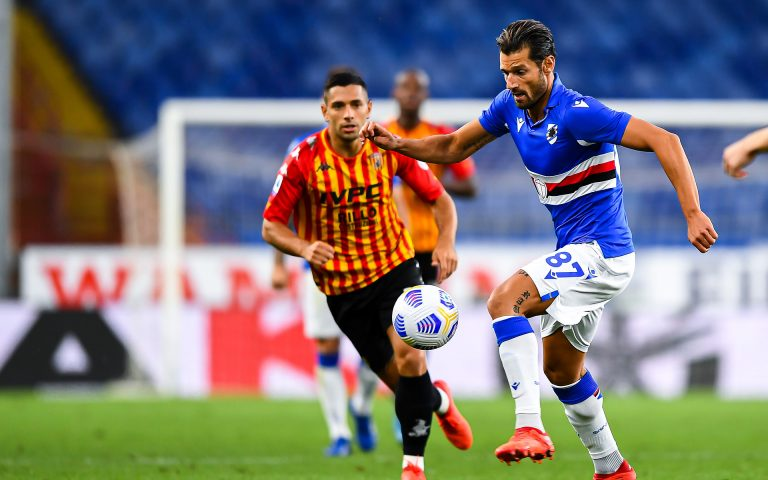 23-man squad for Benevento trip