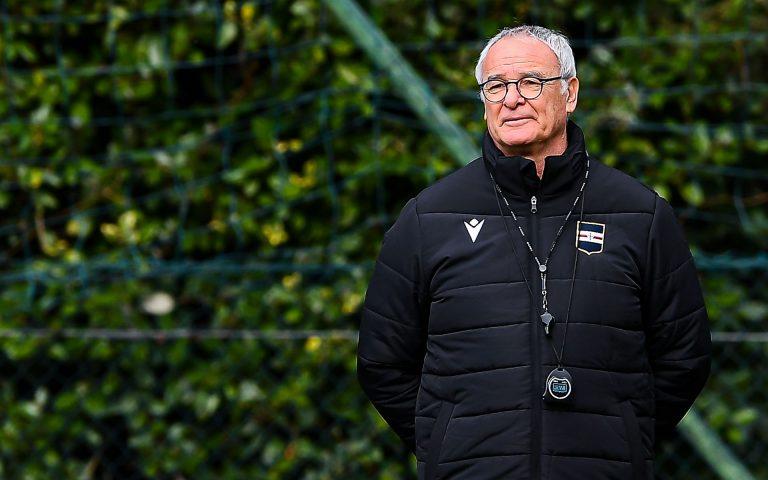 Ranieri: «Lazio grande squadra, servirà la Samp perfetta»