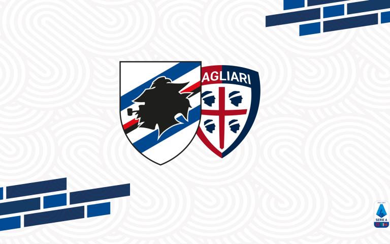Sampdoria-Cagliari: info accrediti media e fotografi