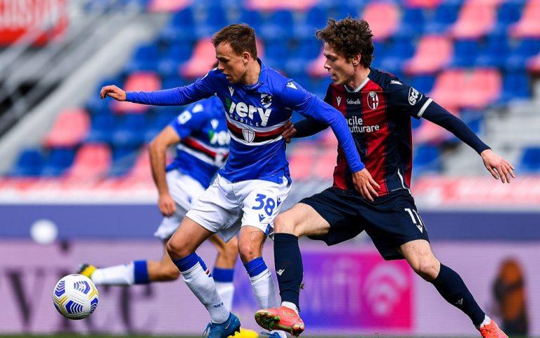 Serie A TIM: Bologna v Sampdoria gallery