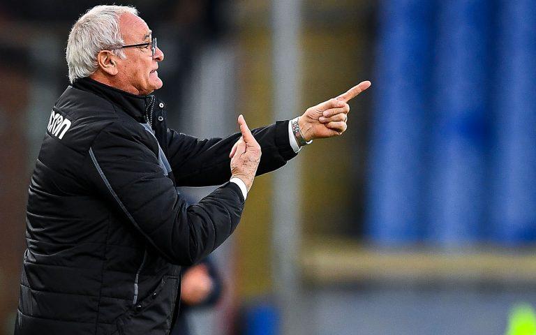 Ranieri amaro: «Il pari ci sta ma resta un'ombra sul 2-2»