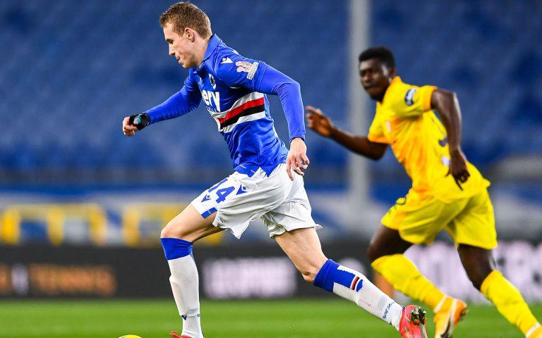 Samp beffata nel recupero, il Cagliari agguanta il 2-2