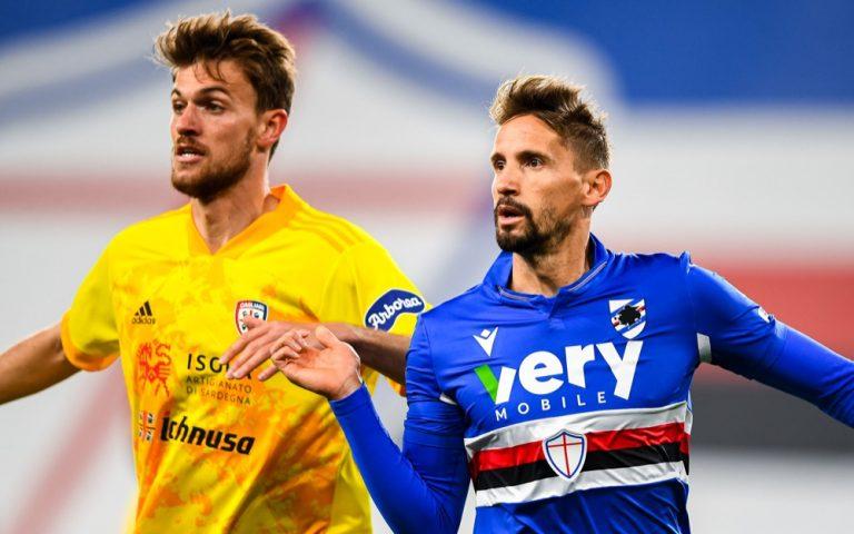 Sampdoria v Cagliari: gallery