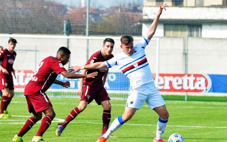 U19s beat Torino 3-0 to go joint top