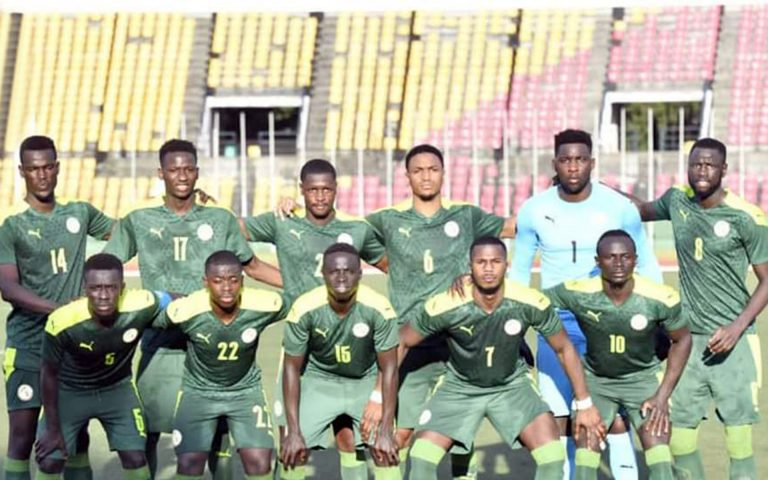 Internationals: Balde plays in Senegal draw with Congo