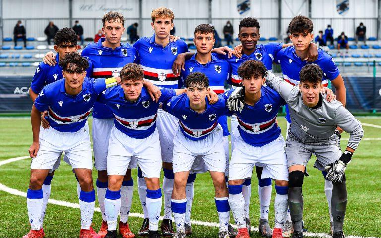 Campionato U17: nuovo format e calendario per la Sampdoria