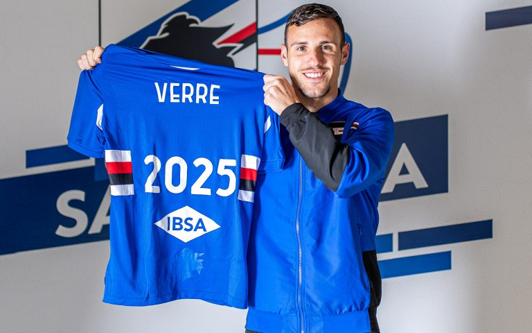Verre signs new deal running until June 2025
