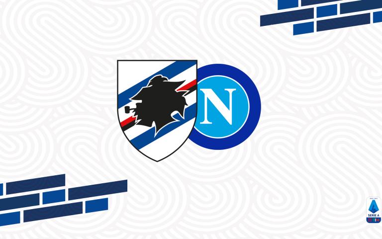 Opta Sports: il match program di Sampdoria-Napoli