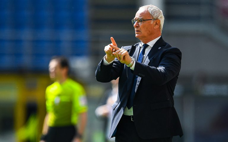 "Ranieri: ""Excellent performance, just a shame about the late goal"""