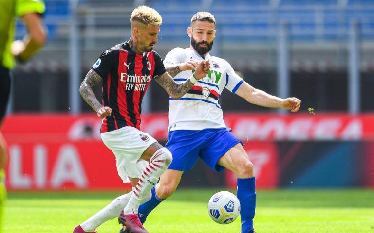 Serie A TIM, AC Milan v Sampdoria gallery