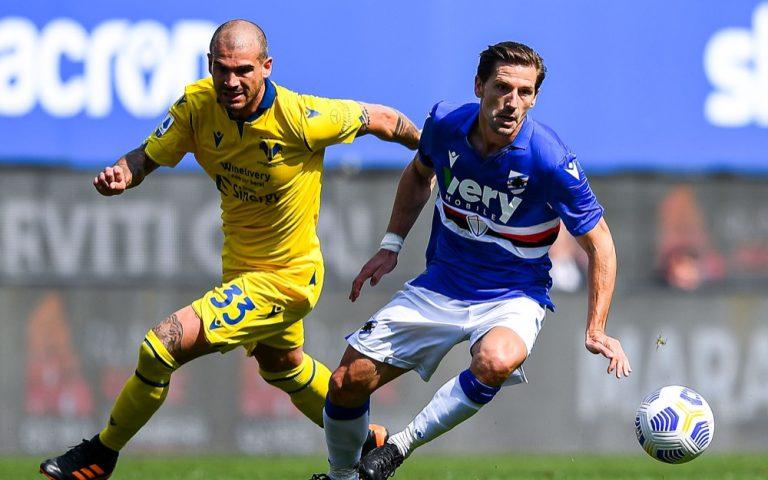 Serie A TIM, Sampdoria-Hellas Verona: la fotogallery