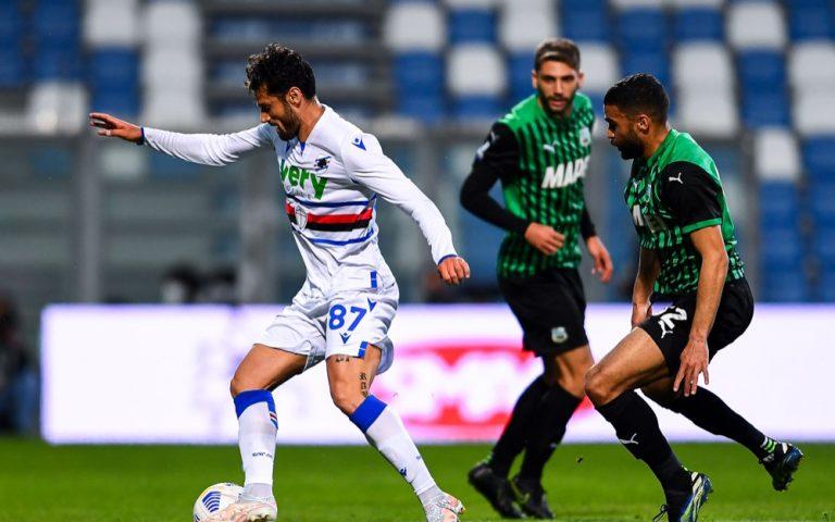Highlights: Sassuolo v Sampdoria