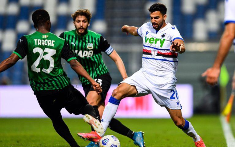 Serie A TIM, Sassuolo-Sampdoria: la fotogallery
