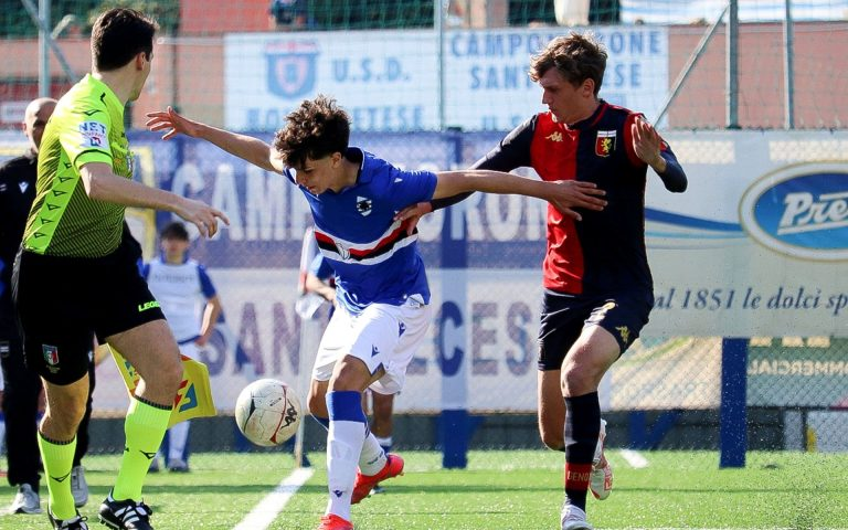 Leonardi e Spatari non bastano, derby amaro per l'U17