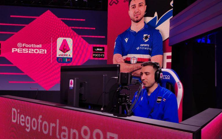 eSerie A TIM, PES: ultima chiamata per la Sampdoria