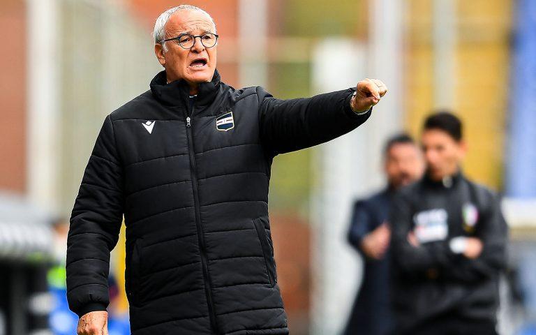 Ranieri: «Gara bella e combattuta, continuiamo a lottare»