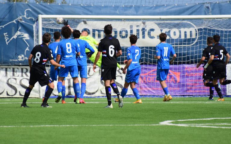 U19s stay top after draw with Empoli