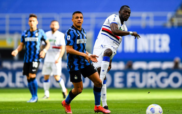 Samp dispatched by Inter