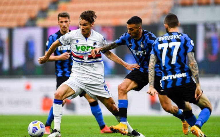 Serie A TIM, Inter-Sampdoria: la fotogallery