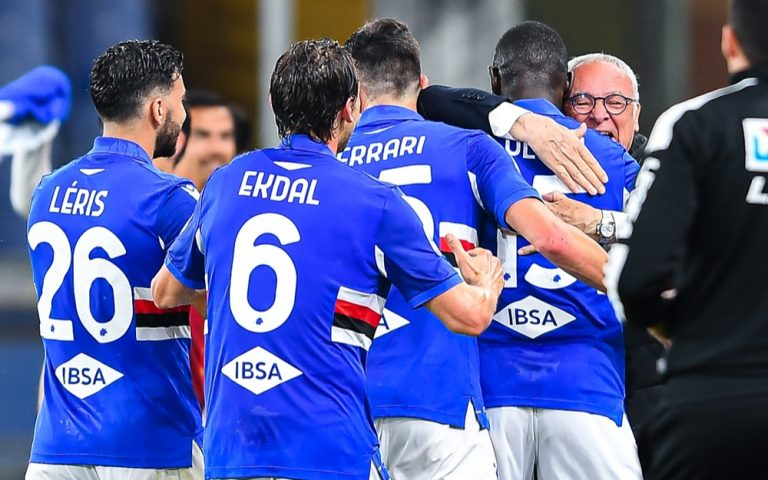 Serie A TIM, Sampdoria-Parma: la fotogallery