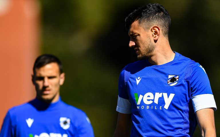 Verso l'Inter: Samp tra video e campo, venerdì mattutino