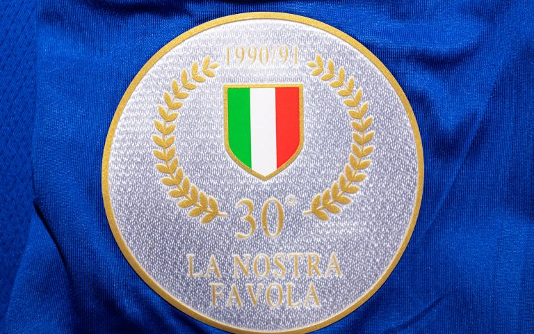 Scudetto anniversary jersey to be worn against Parma
