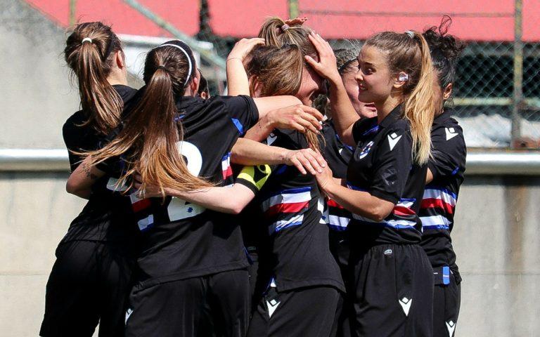 Otto reti alla Genova Calcio, colpo esterno dell'U19 Femminile