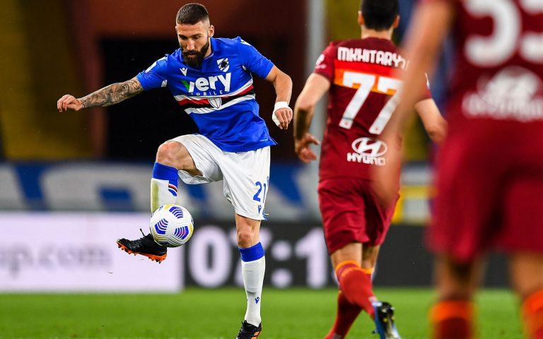 Highlights: Samp v Roma