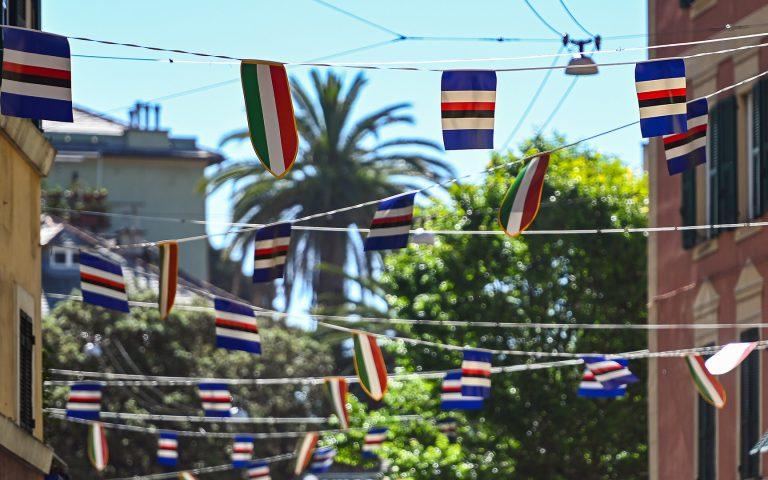 La Nostra Favola, trent'anni dopo: Genova è solo blucerchiata