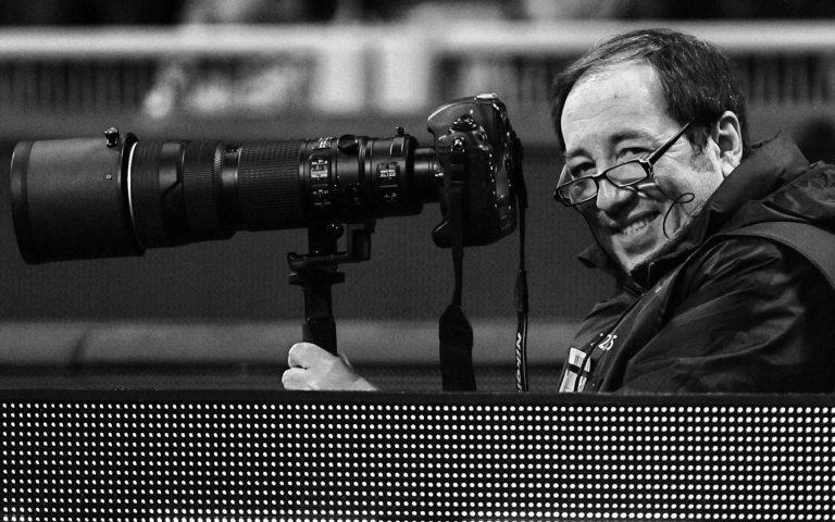 L'ultimo scatto: ciao Paolo, fotografo della Sampdoria