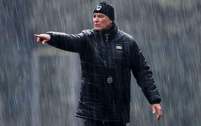 Ranieri: «Voglia di rivalsa, continuiamo la corsa su noi stessi»