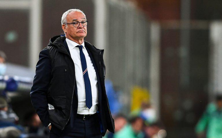 L'ultima di Ranieri: «Per la Sampdoria amore e riconoscenza»