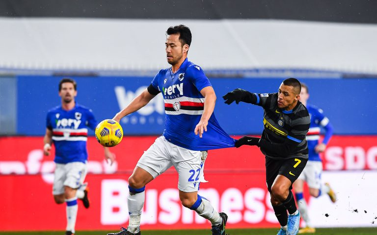 26-man squad for Inter clash